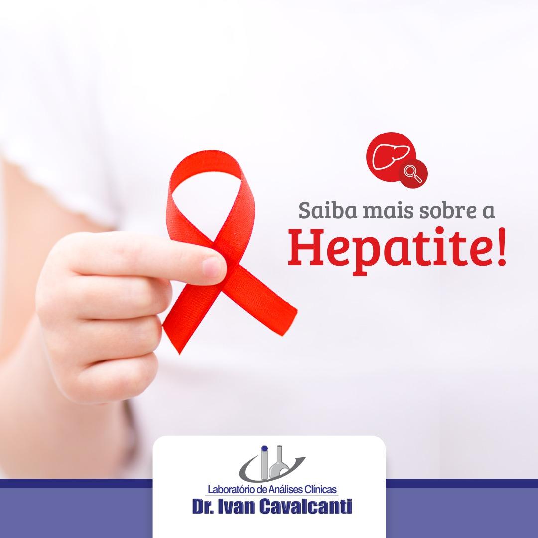 A hepatite a inflamao do fgado