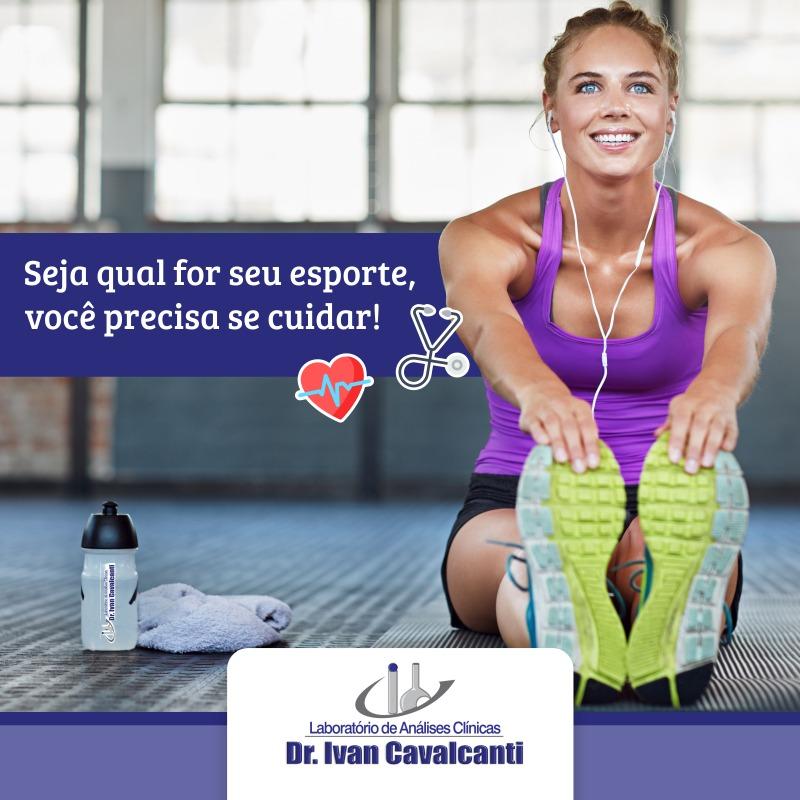 esporte cuidar dr ivan