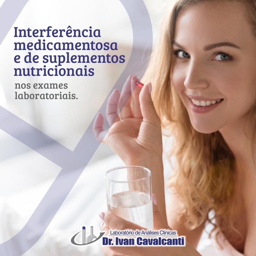 Interferncia medicamentos