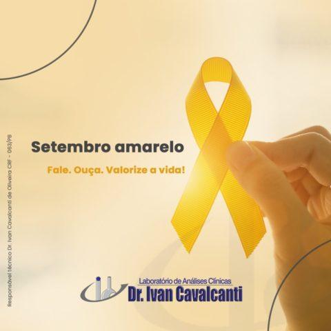 setembro amarelo dr ivan