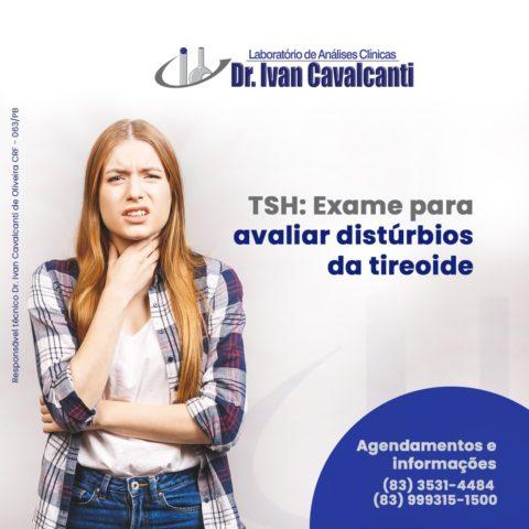 tsh exame